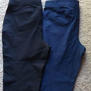 Bundle of Vera Wang Capri Pants